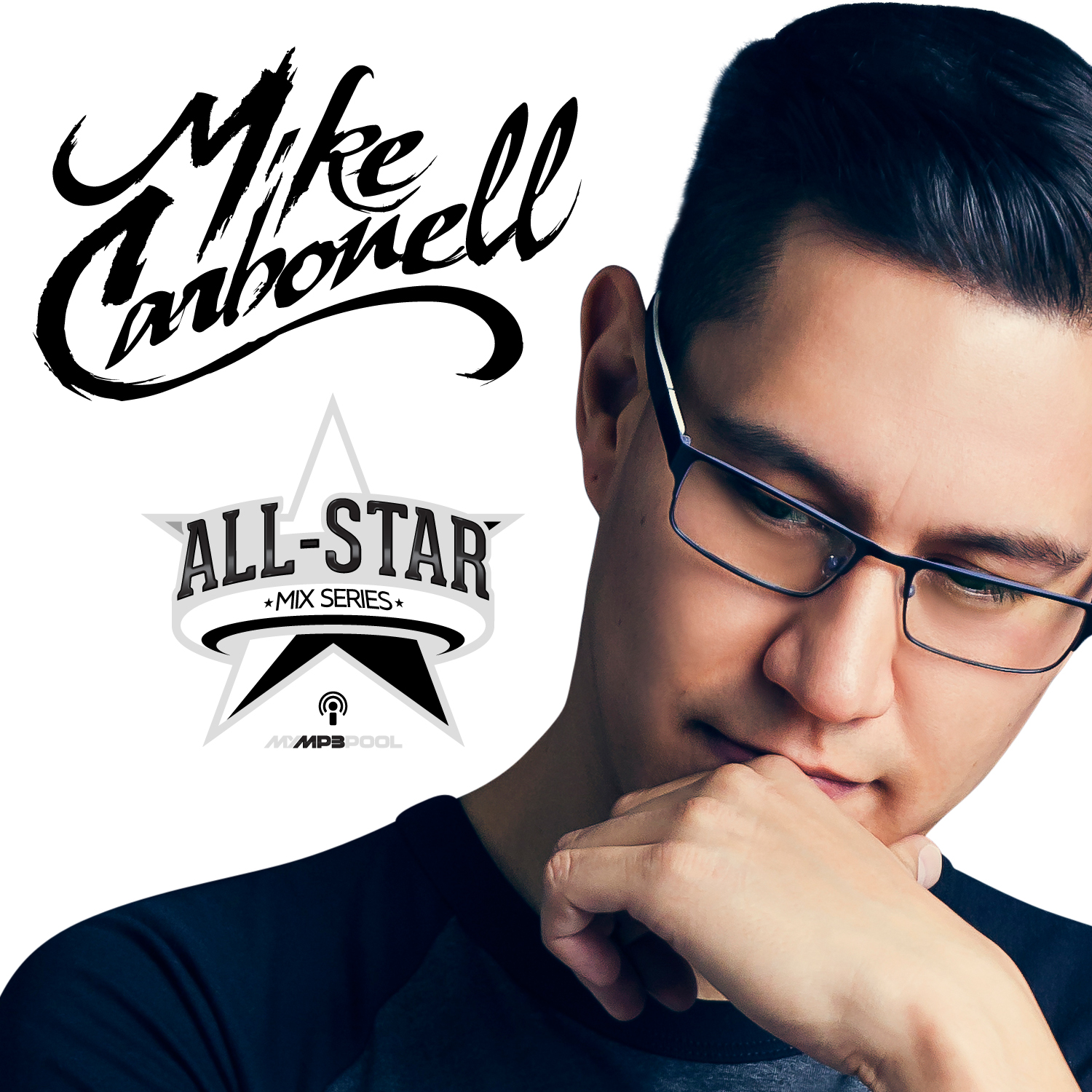All Star Mix - Mike Carbonell covert art
